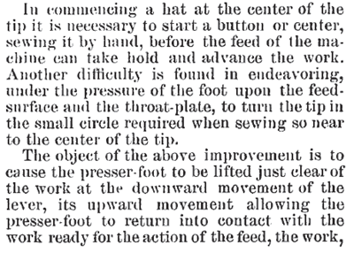 Excerpt from patent 218413