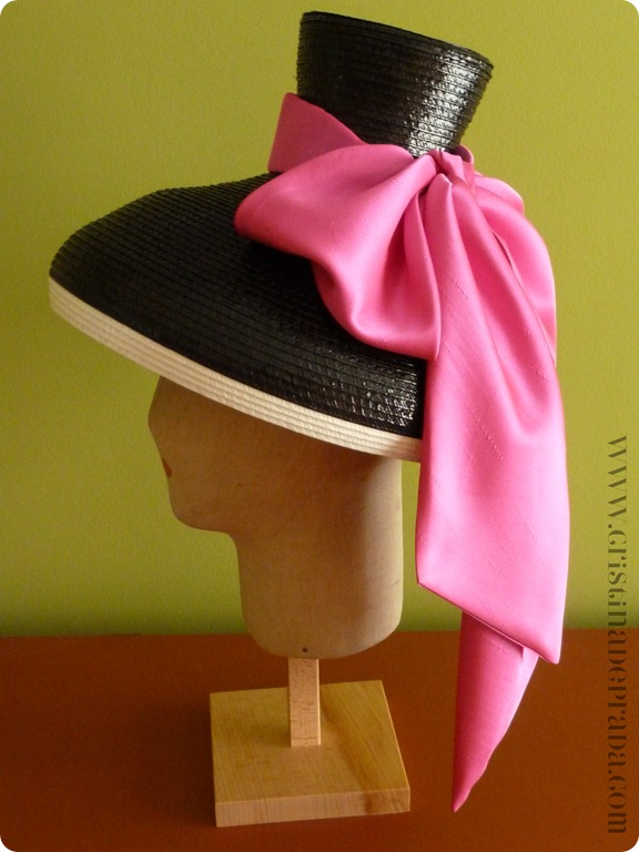 day hat side view