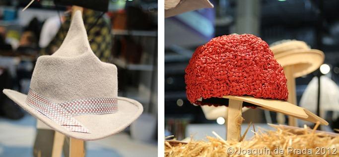 Mary Franck's hats